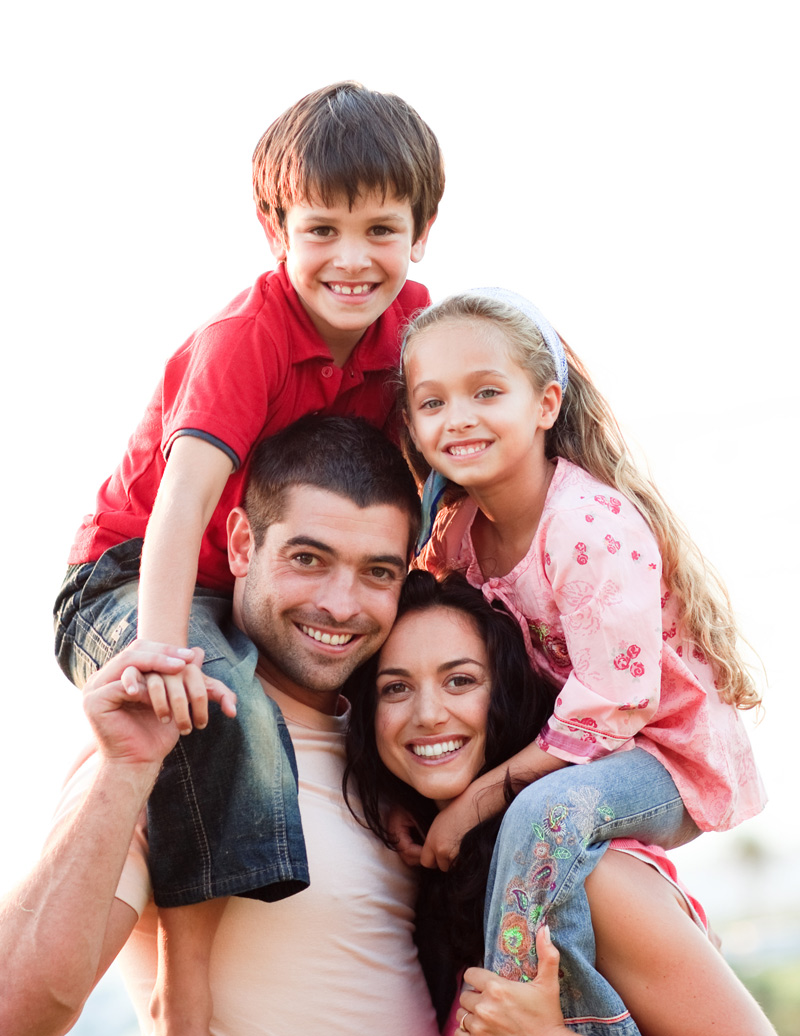 is the traditional two parent family