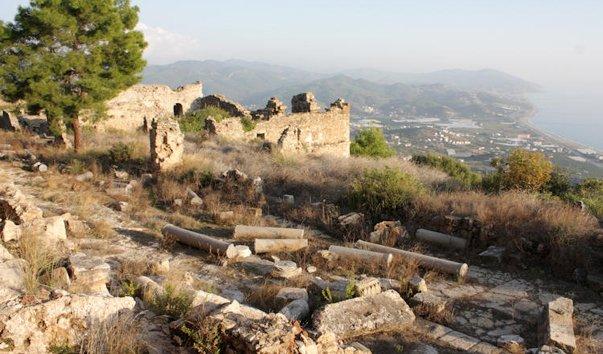 Исторический квест-экскурсия для детей в античный город Сиедра!